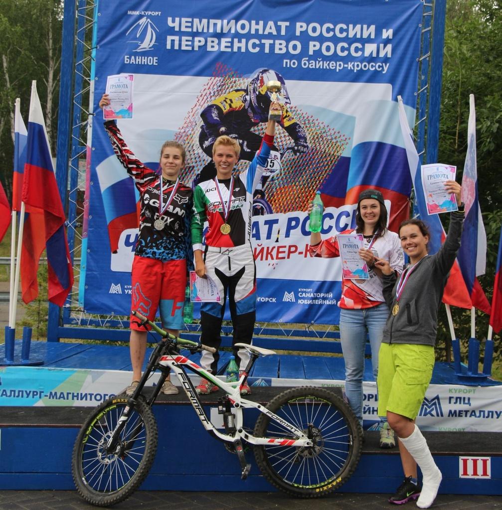 Блог компании FORMAT: Анна Скумбина стала четырехкратной Чемпионкой России